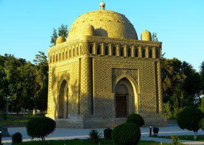 L'Uzbekistan: el cor de la Ruta de la Seda (18-27 abril 2018)