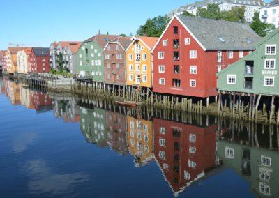 El nord de Noruega, la màgia del sol de mitjanit (3-12 juliol 2018)