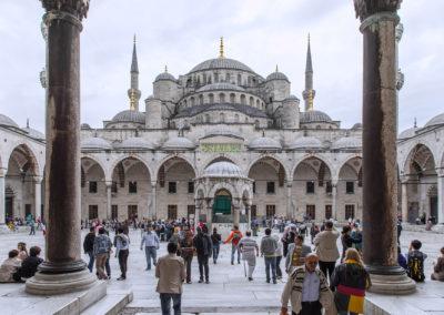 Istanbul, la ciutat dels dos continents (1-6 desembre 2018)